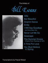 The Artistry of Bill Evans (Book)