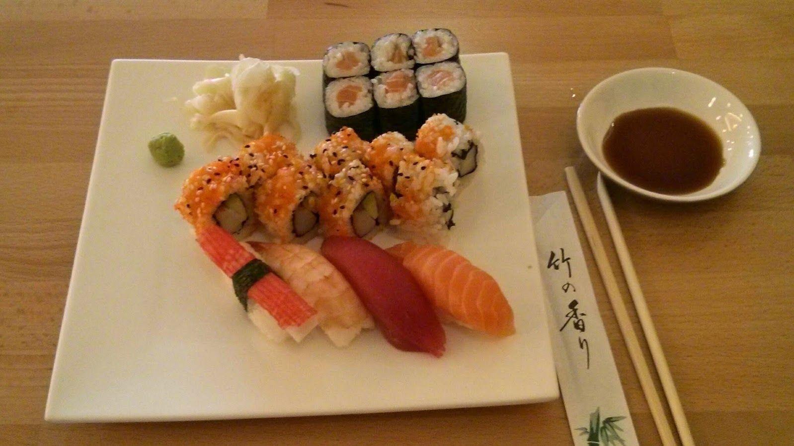 Sushi Menu Best Friends Bochum Saturday 2015 03 07 Sushi Menu Sushi Hering