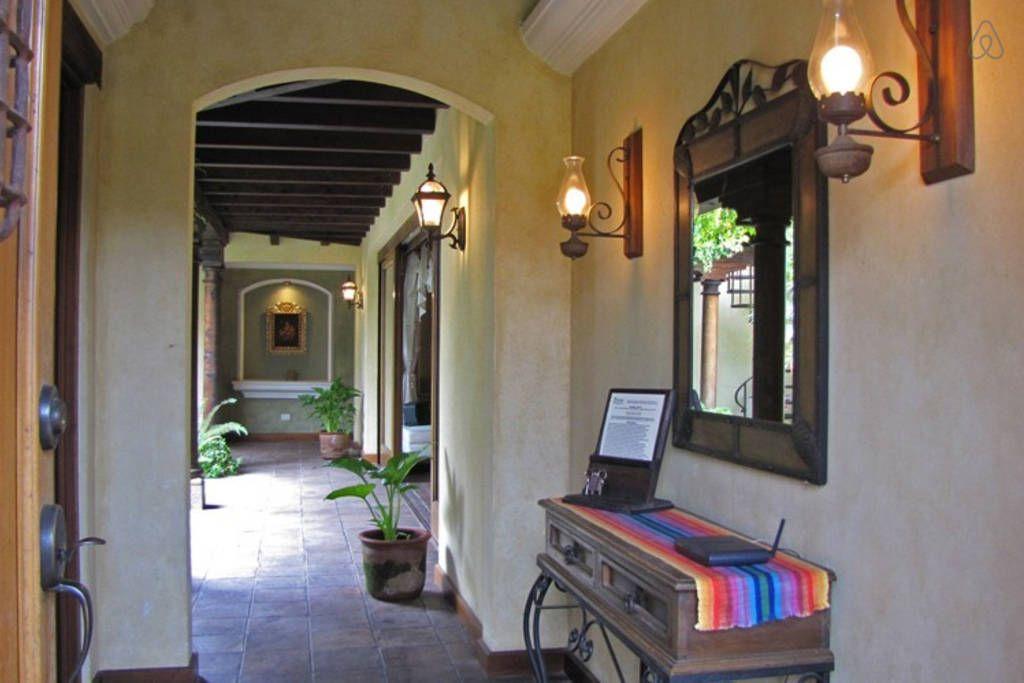 House in Antigua Guatemala, Guatemala. This charming home