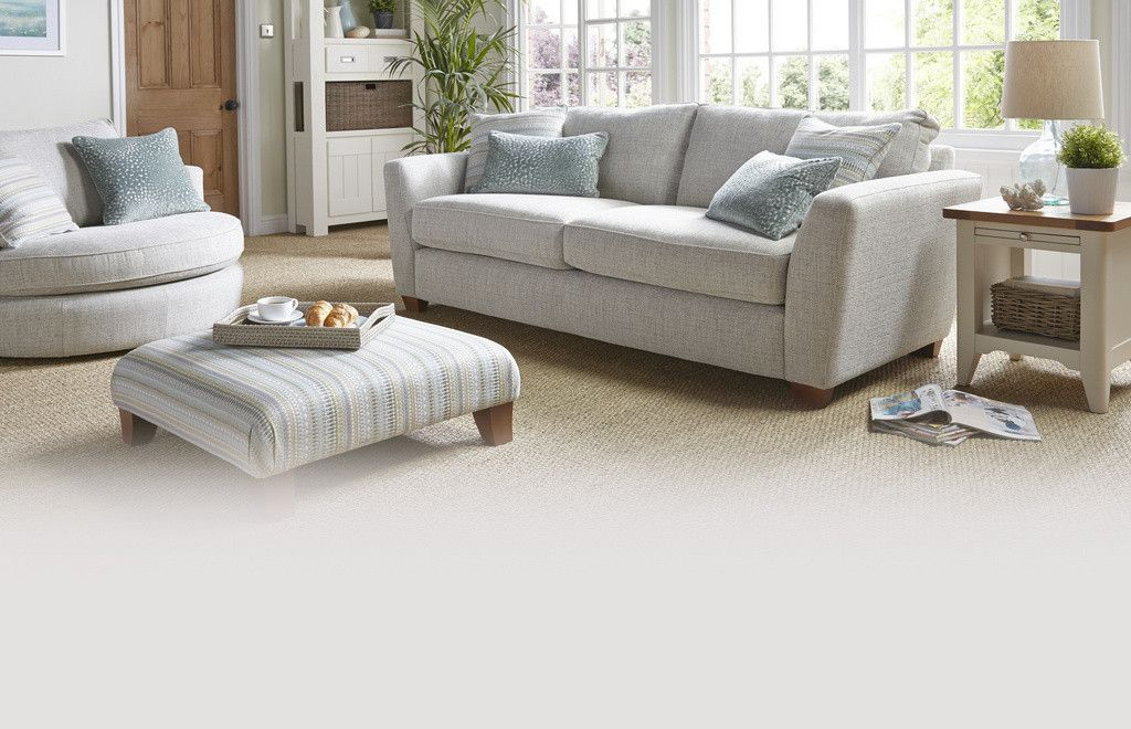 Sophia 3 Seater Sofa Dfs Stone Or Mocha But Definitely Change The Lose Cushion Covers On This One