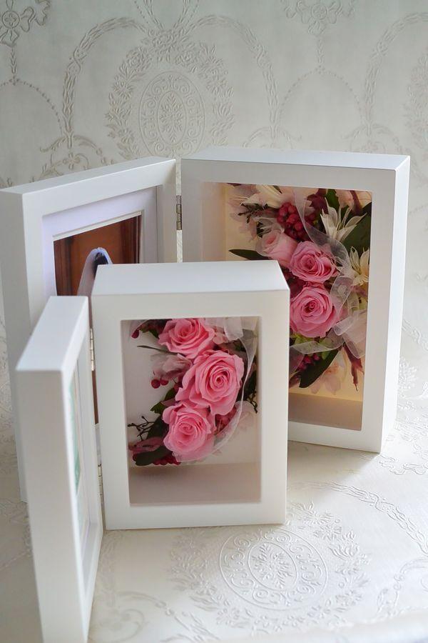 preserved flower frame