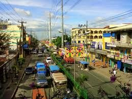 In Cavite, stores along the side of the roads have been everywhere