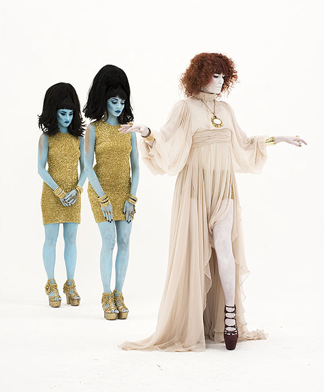Dog Days Are Over Dog Days Are Over Florence Welch Costume Design