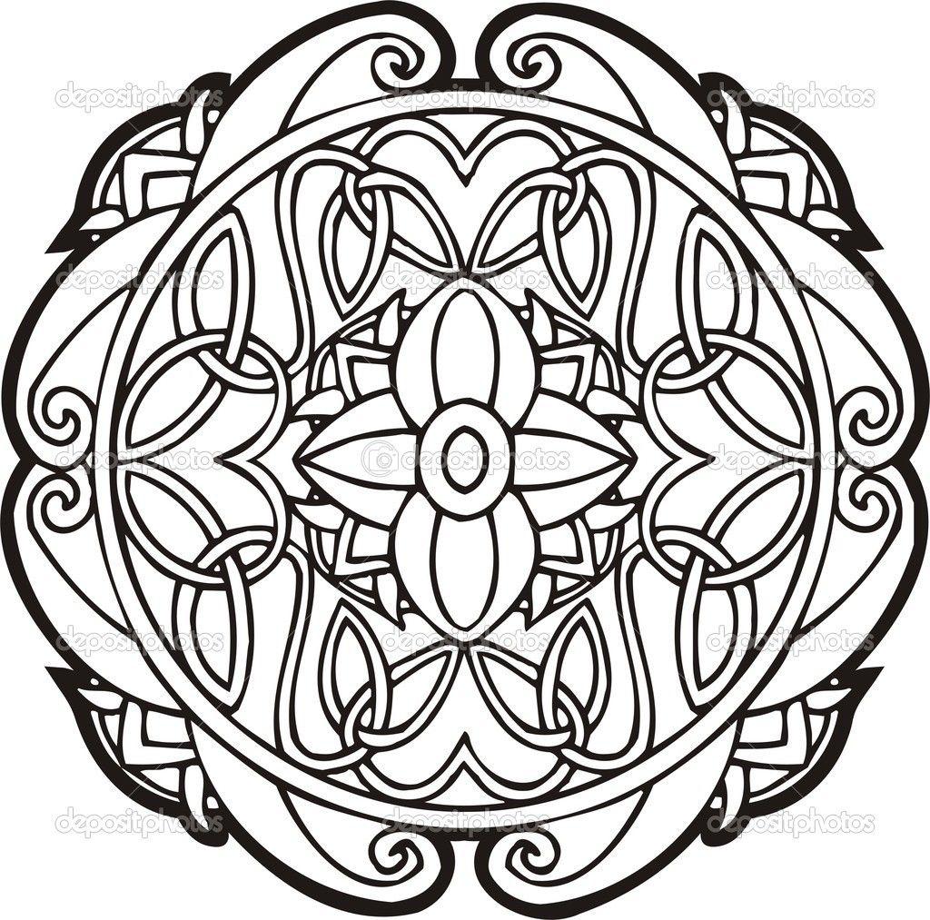 celtic ornament | Celtic | Pinterest