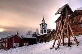 Røros Church, Norway