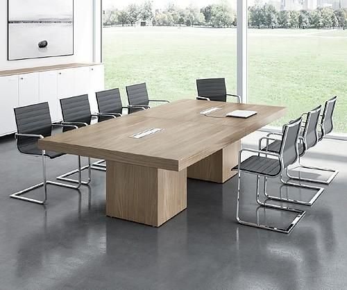 tempo boardroom table mesas de reunion pinterest room