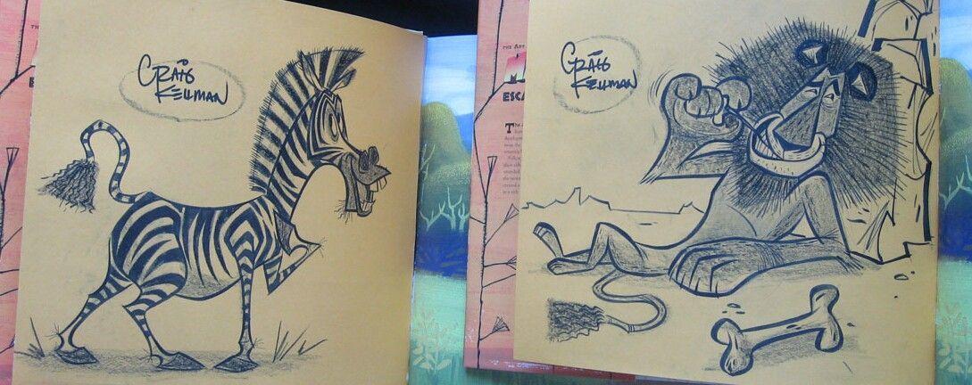 craig kellman madagascar art - Google Search | Art, Character ...