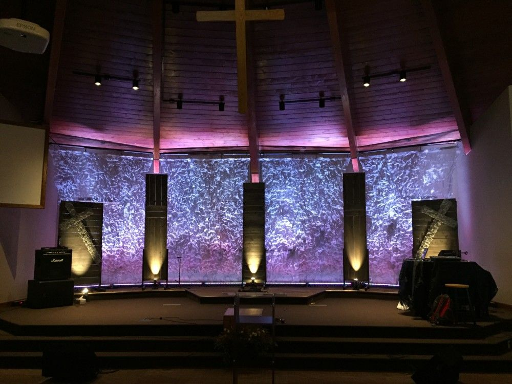 Sprawling Screens from Roadway Alliance Church in Gillette ... on church stage backdrops, church stage designs light towers, church stage design ideas, church makeup ideas, church tea party ideas, church stage designs small churches, church weddings ideas, church stage furniture, church stage architecture, church staging ideas, church landscape ideas, church stage tables, creative stage design ideas, small stage ideas, church lighting fixtures, church lighting design, church events ideas, church stage design theater, church stage carpet ideas, church projection screen ideas,