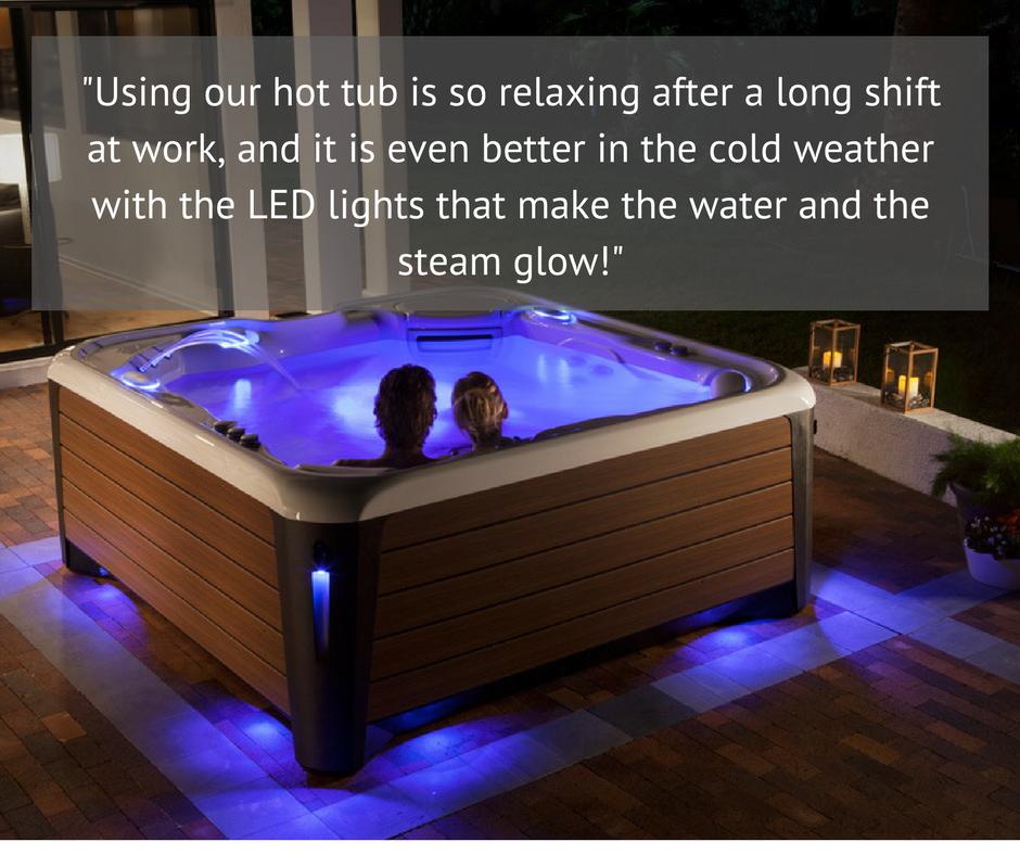 Hot Tub Led Lighting Systems Hot Spring Spas Hot Tub Spring Spa Hot Springs