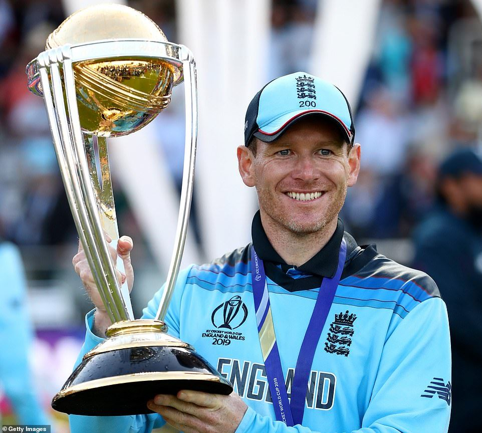 England Win First Ever Cricket World Cup Life Fashion