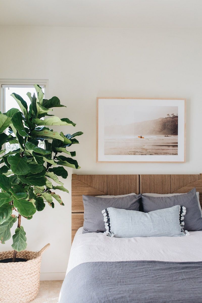 Interior Design Of Guest Room: Beach-Inspired Guest Room Interior