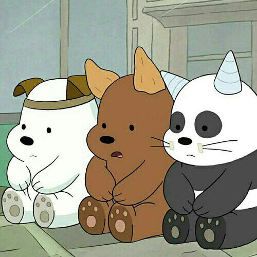 Pin By Esther Qiu On Cartoon Bear Wallpaper We Bare Bears Wallpapers We Bare Bears