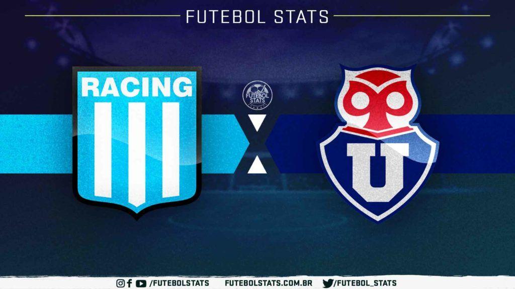 AO VIVO - Racing x Universidad de Chile em tempo real 8119685b59870