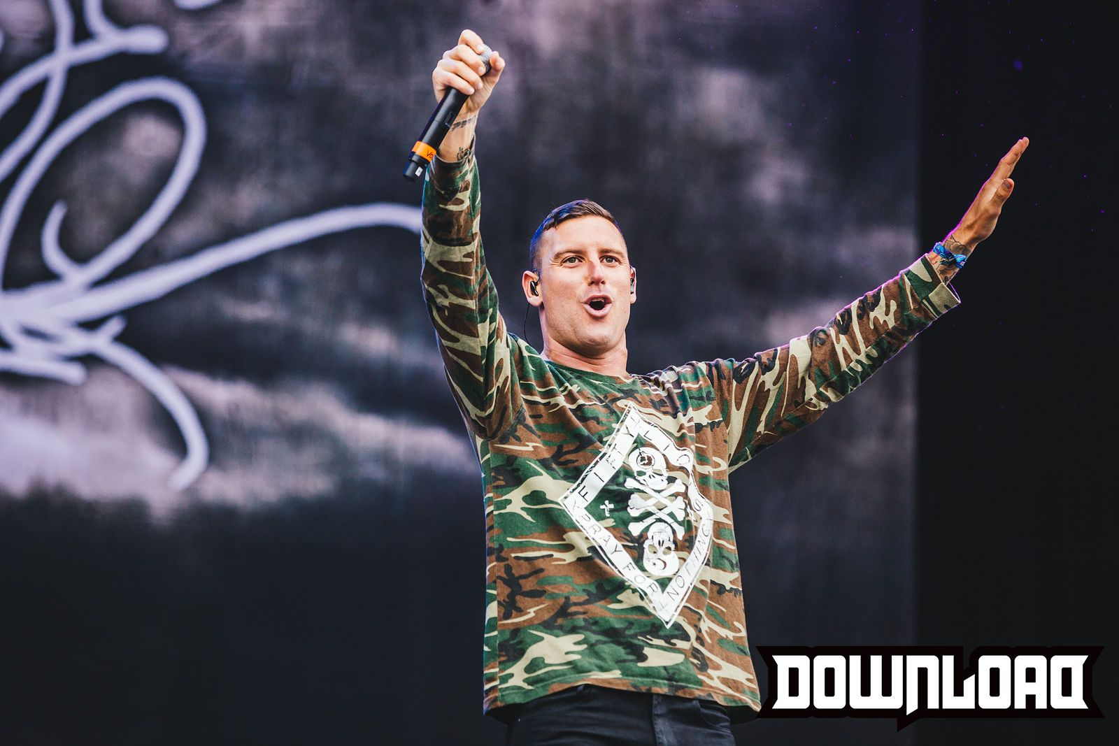 Parkway Drive / Download 2015