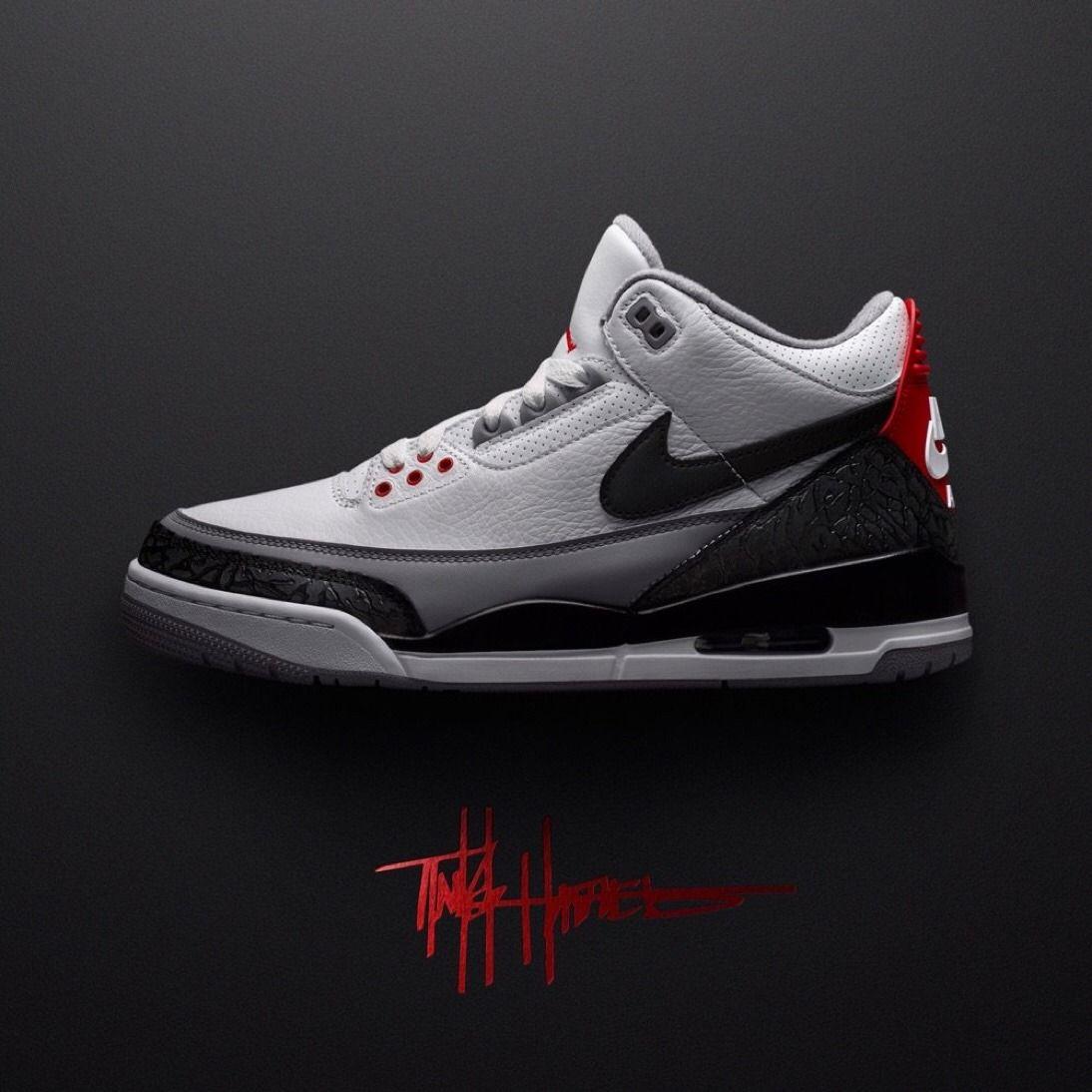 Jordan 3 Retro Tinker NRG | Sneakers men fashion, Air jordans ...