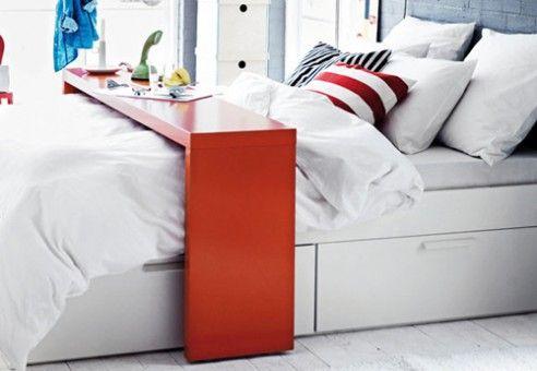 Mesa para comer en la cama rec mara pinterest la - Mesa para comer en la cama ...