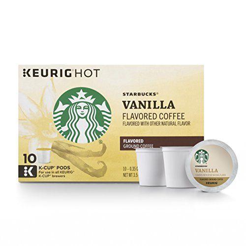Starbucks Vanilla KCup For Keurig Brewers 60 Count
