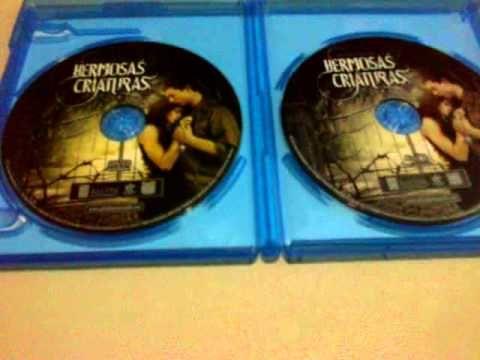 "UNBOXING | Hermosas Criaturas ""DVD + Blu Ray"""