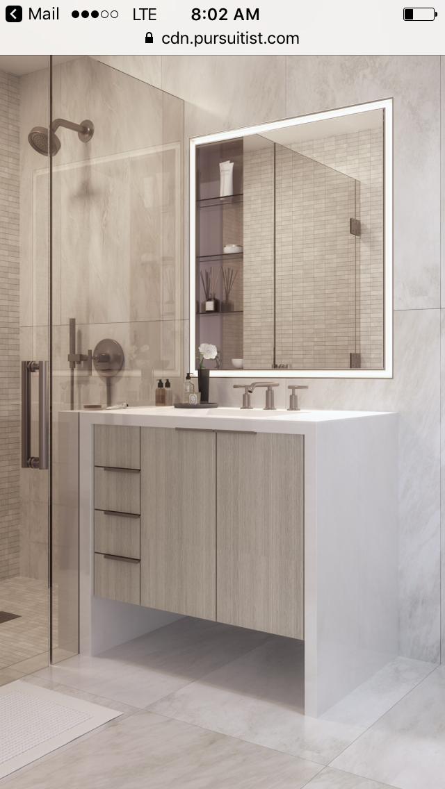 Pin By Randal Black On Vanity And Vanity Legs Bathroom Mirror