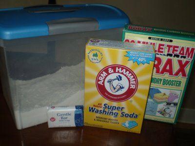 Homemade Laundry Soap Laundry Soap Homemade Laundry Soap