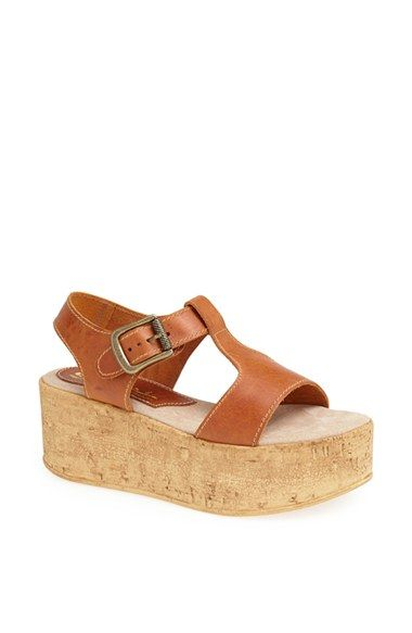Sbicca 'Lolana' Wedge Sandal available at #Nordstrom