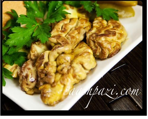 Beef brain recipe iranian persian recipes pinterest brain beef brain recipe brain recipezombie foodpersian forumfinder Images