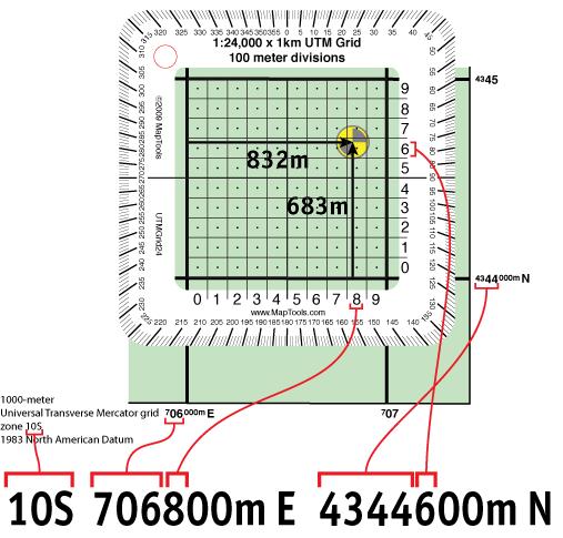 Maptools Map Scale Calculator - #Summer