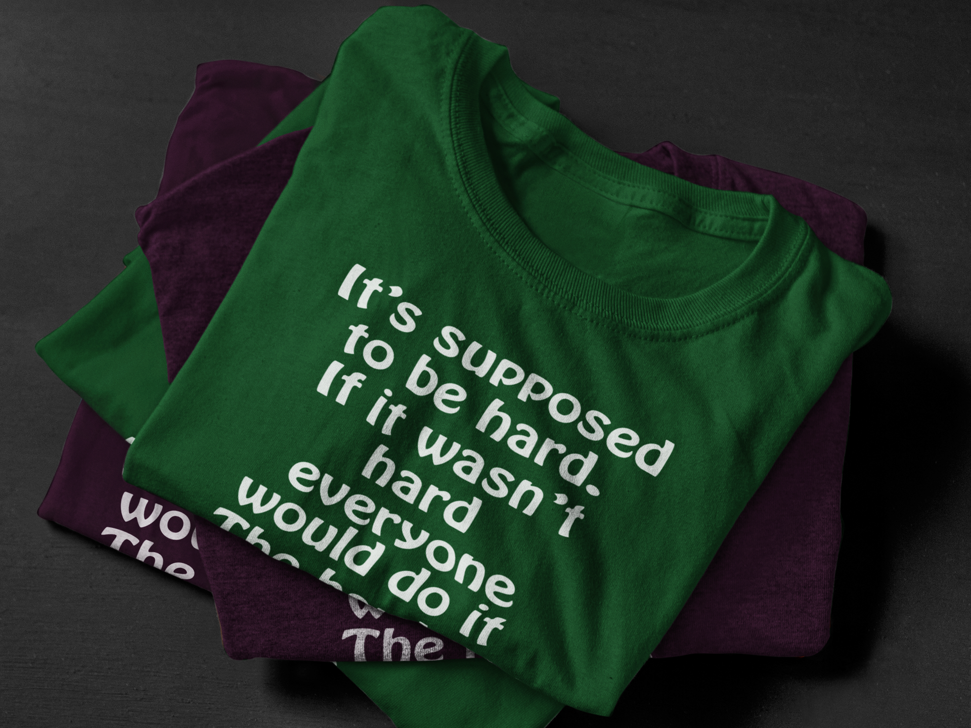 Running T Shirts - Limited Edition