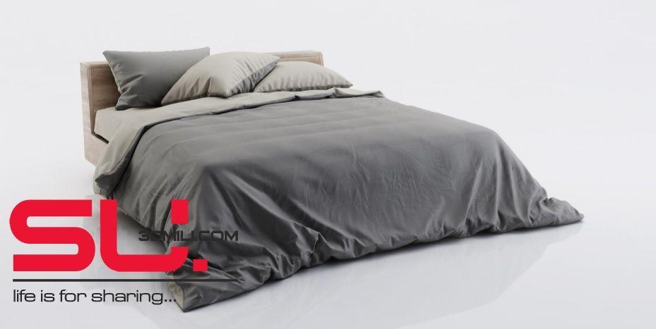 11  Bed Sketchup Model Free Download - 3D Mili - Free SketchUp
