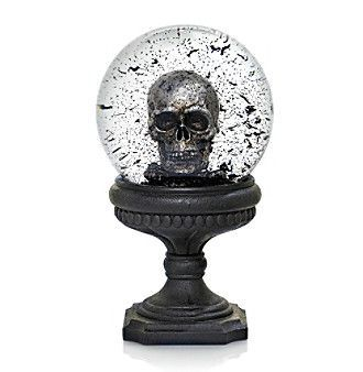 Pin By Aurelie Daugas Barathier On Cool Stuff Skull Decor Skull Furniture Snow Globes