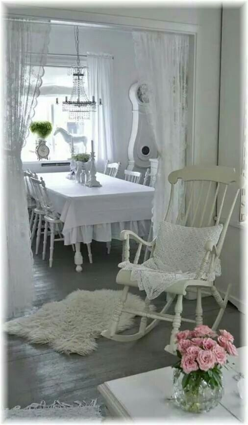Explore Shabby Chic Kitchen Curtains And More