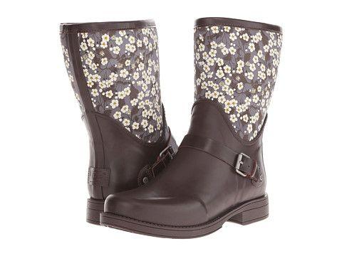 Womens Boots UGG Sivada Liberty Pony Brown