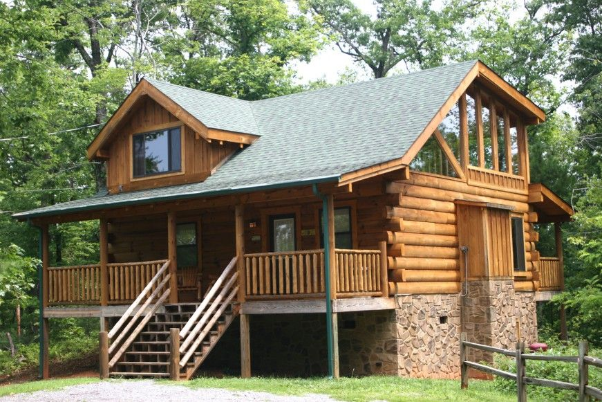 Raccoon Ridge is the perfect Gatlinburg cabin rental for a romantic ...