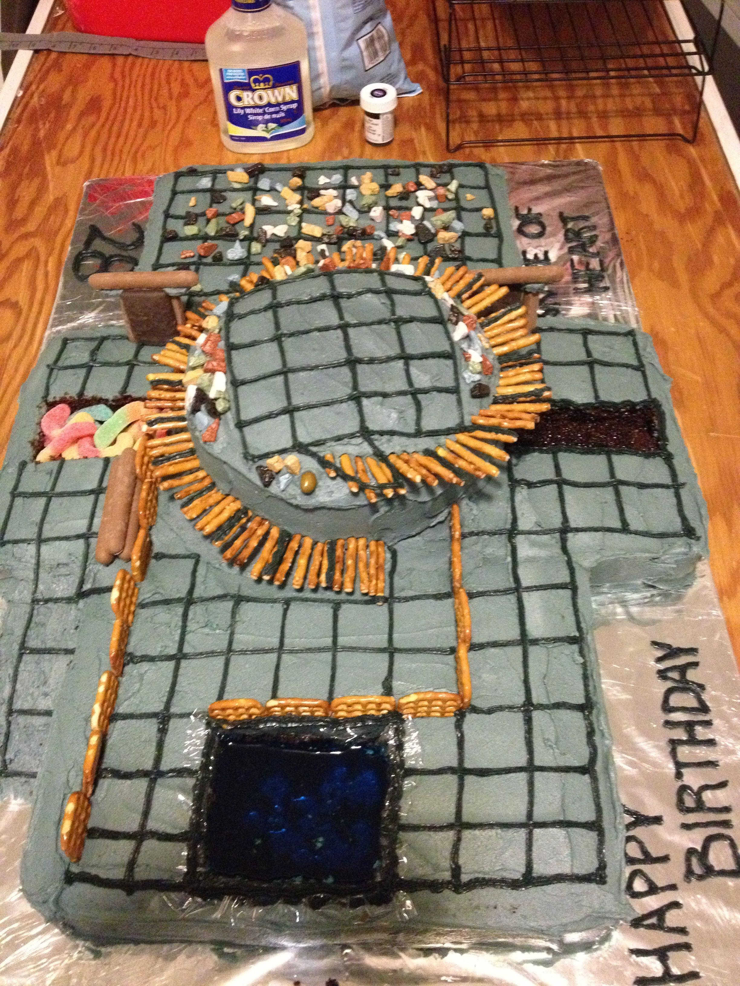 Dungeons Dragons Cake Game Board Dragon Cake Dungeons And Dragons Cake Games