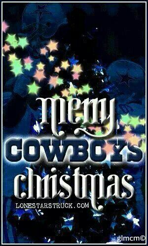 Merry Cowboys Christmas my Dallas Cowboys Family 2013 | Die Hard ...