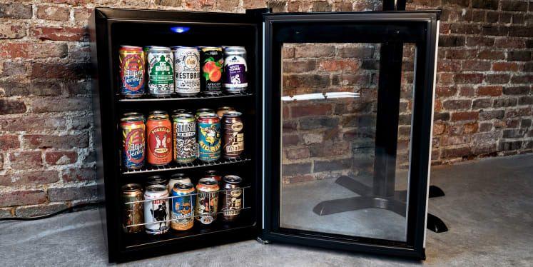The Best Beer Fridges Of 2020 Reviewed Refrigerators In 2020 Beer Fridge Best Beer Mini Fridge
