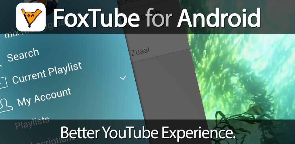 FoxTube - YouTube Player   Android APKGK in 2019   Videos, Desktop