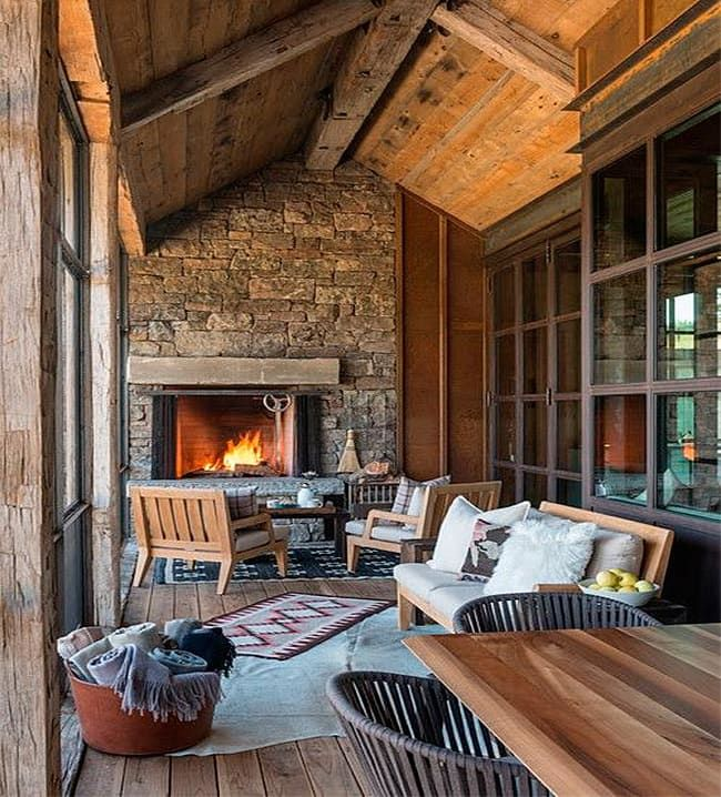 Casas De Montana Modernas