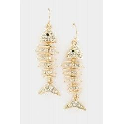 Your a catch earrings