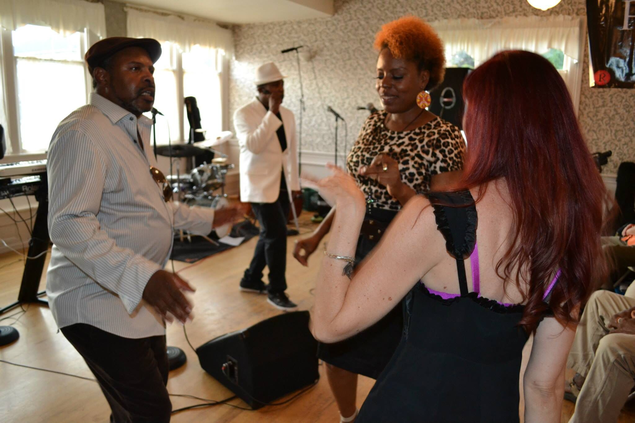 """Dancing to Kevin Gardner's New hit """"Go""""! @The  Garden House in Seattle WA"""
