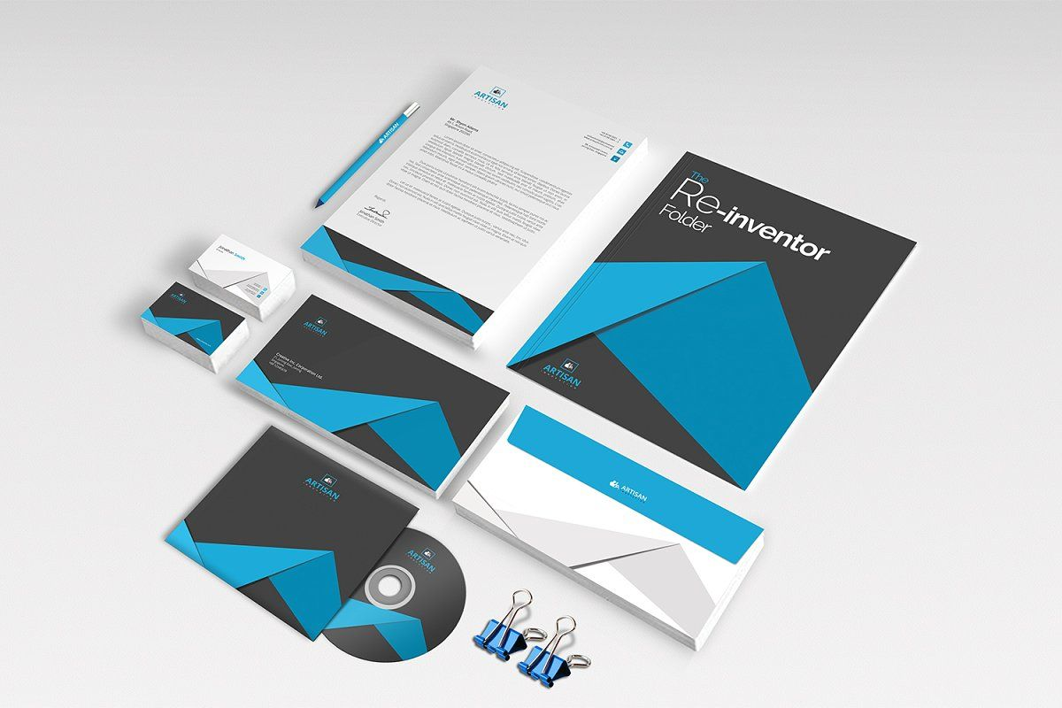Corporate Identity , #Aff, #attractive#stationary#clean#Corporate #affiliate