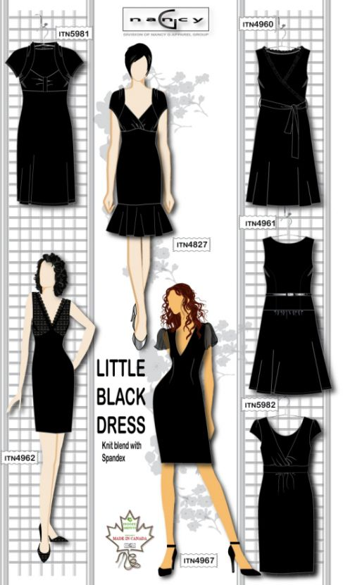 Little Black Dress Fashion Fashion Dresses Pear Shape