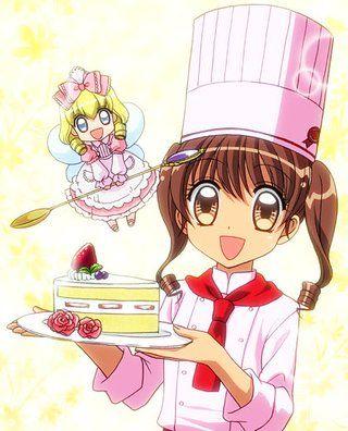 Yumeiro Patissiere Photo 2a0a550b Jpg Anime Cong Chua Hinh ảnh