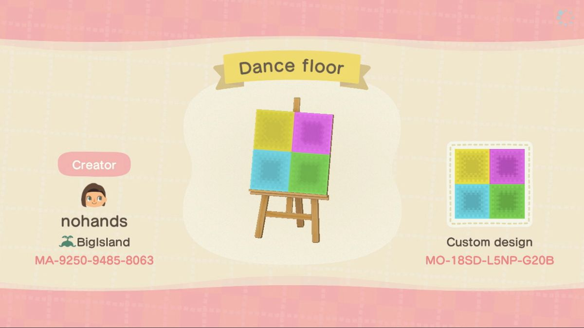 Pin by Julie Lin on ACNH   Animal crossing qr, Animal crossing ...
