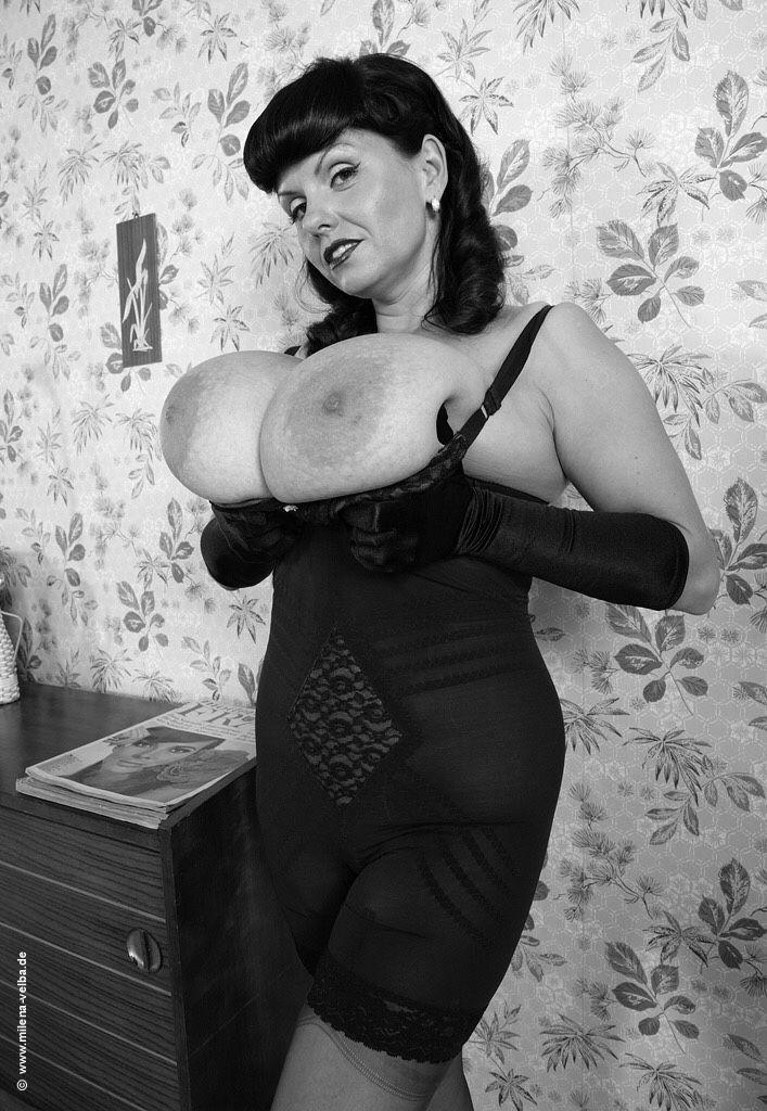 Vintage titten