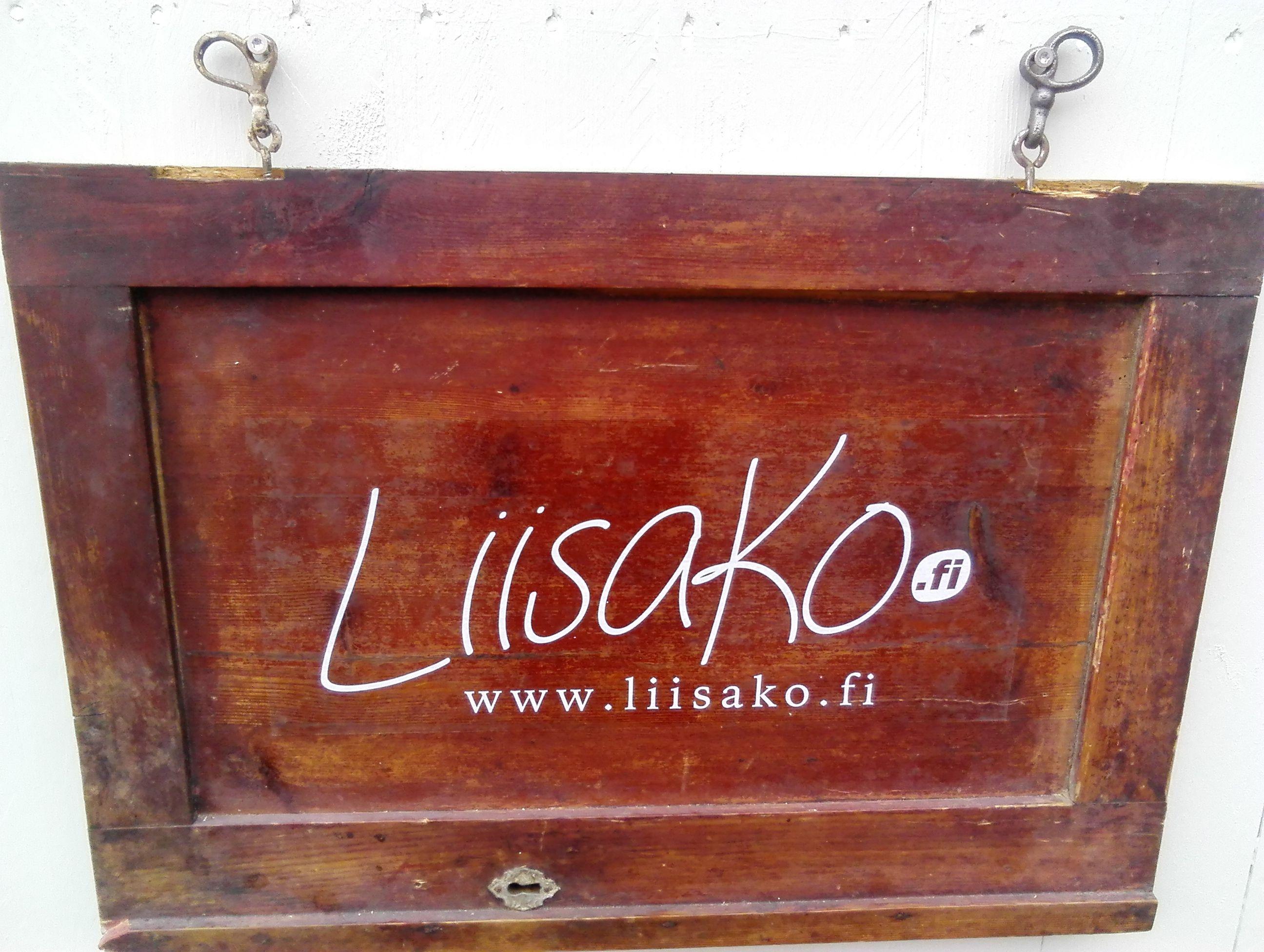 LiisaKon Puoti suljettuna 25-28.5.2017