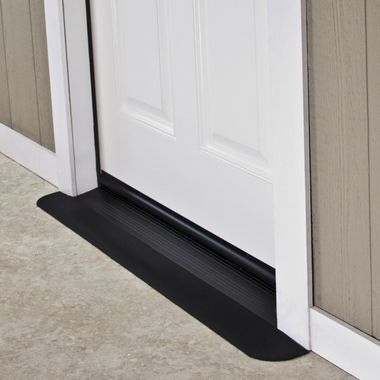 Threshold Wheelchair Ramp Ez Edge 1 2 High Single Or Double Door Wheelchair Ramp Threshold Ramp Door Thresholds