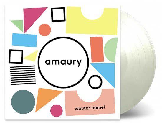 Amaury Exclusief Wit Vinyl Lp Cd Wouter Hamel Exclusief