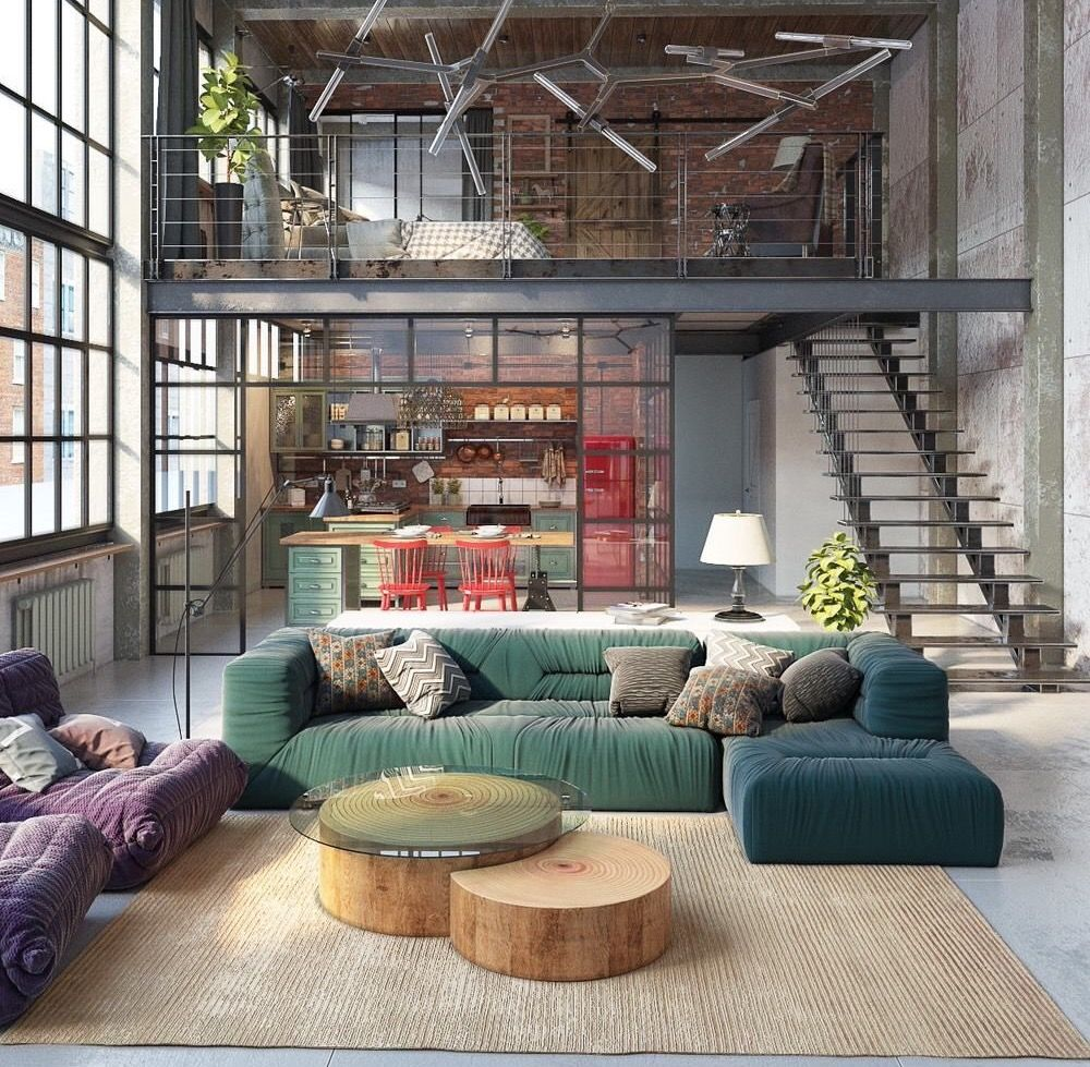 Inspiration For The Mother In Law Suite Turned Apartment Rental House Design Loft Design Loft Living