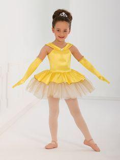 97f491f34 Adorable costume de La Belle et la Bête Trajes De Palillonas, Trajes De  Ballet,